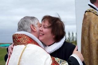 Biskupsvígsla