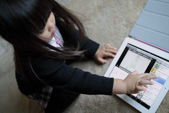 SAKURAKO meets iPad2.