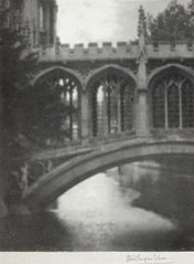 Bridge, Cambridge, England, c.1905-12, by Alvin Langdon Coburn