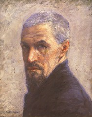 Self Portrait, 1892, by Caillebotte
