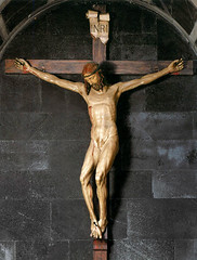 Crucifix, 1412-13, by Filippo Brunelleschi, unattributed