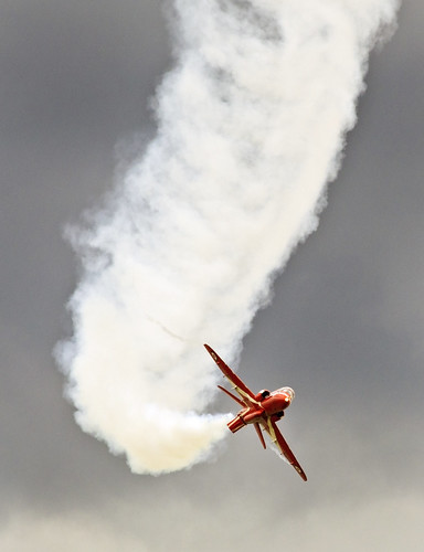 Red Arrows Leuchars 2011