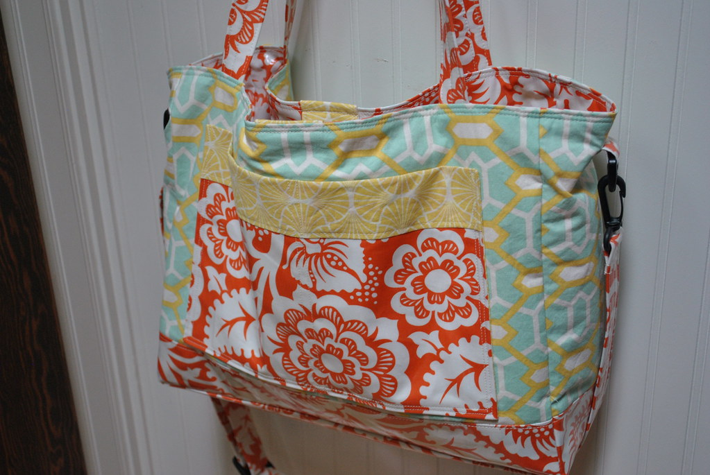 Custom Diaper Bag