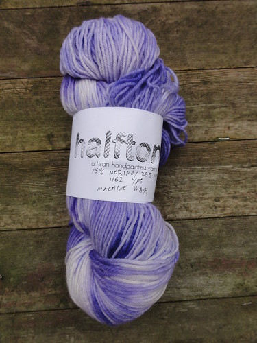Halftone Artisan Handpainted Yarns One-Pair