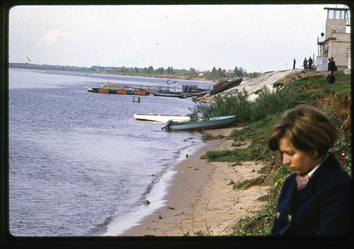 Lonely - Near Moscow, 1969