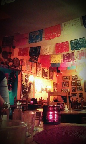 Viva Mexico -Mexican Restaurant in Edinburgh from  Marieislikeapavement on Flickr