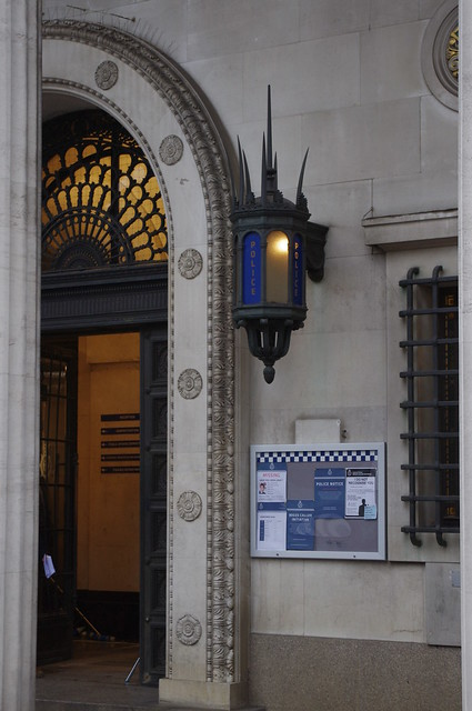 BBC2 drama Line of Duty converted the former Birmingham Municipal Bank on Broad Street into a police station