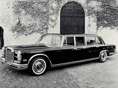 Mercedes 600 Pulmann