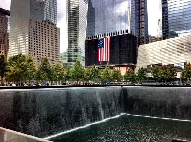 National September 11th Memorial on September 17, 2011 - 13
