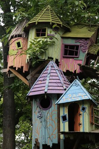 BeWILDerwood - The Curious Treehouse Adventure Park