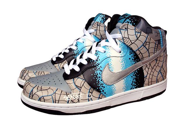 """Nike """"ID4"""" Dunk High"""