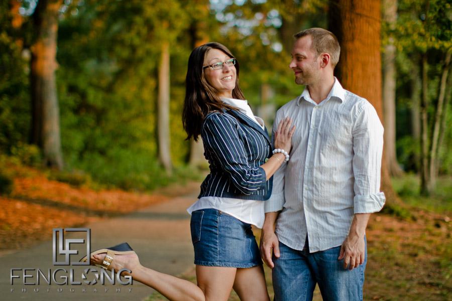 Jessica & John's Engagement Session | Kirkwood Oakhurst Wedding Photographer