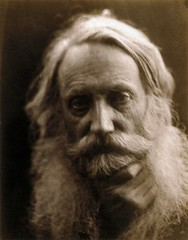 Sir Henry Taylor, 1867, by Julia Margaret Cameron