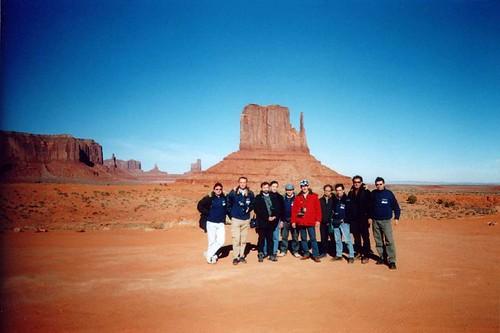 gruppo monument valley