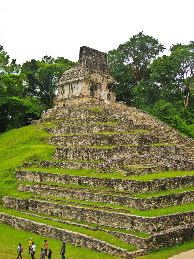 Temple of the Cross, Palenque