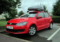 opinions on roof bars? - UK-POLOS.NET - THE VW Polo Forum