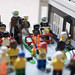 Unrest in Lego Town