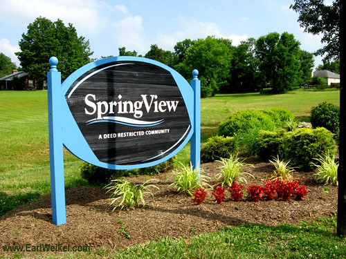 Springview Louisville KY 40299 Homes For Sale off Taylorsville Rd at Willowview Blvd in the Jeffersontown Area by EarlWeikel.com