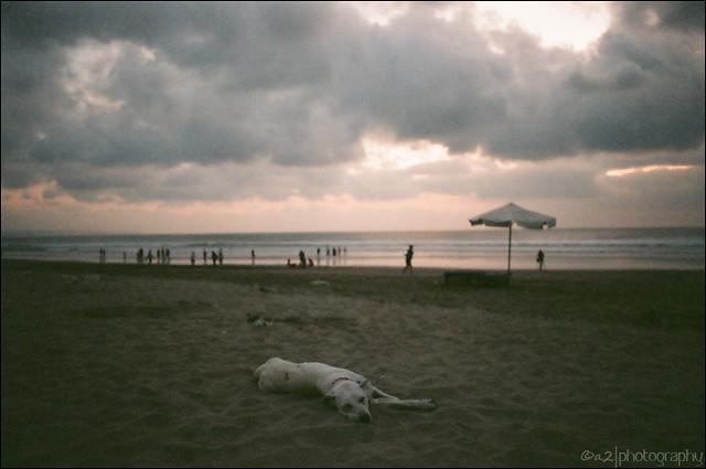Sunset @ Legian Beach
