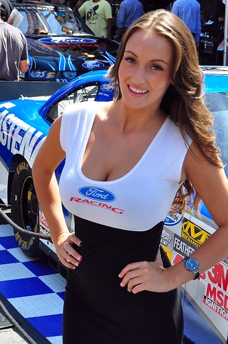 Ford Racing 2011 sur Crescent