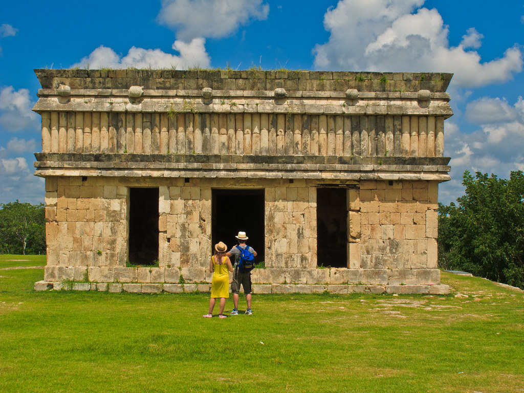 House of the Turtles, Uxmal
