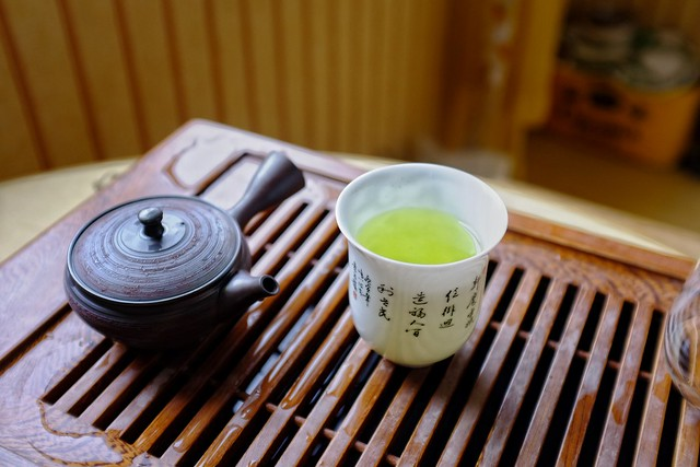 Gyokuro Green Tea on Flickr