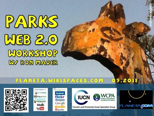 September Parks Web 2.0 Workshop