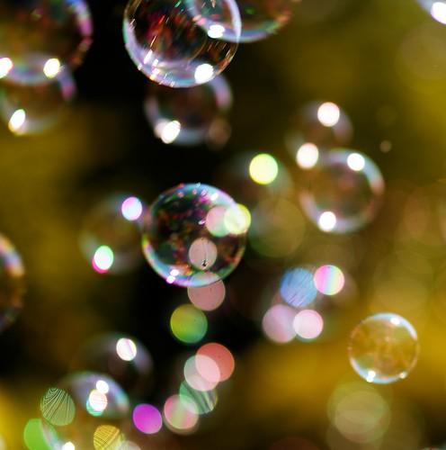 Bubble bokeh - Explored #17 Aug 15 2011