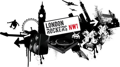 London Rockers by Kosmograd