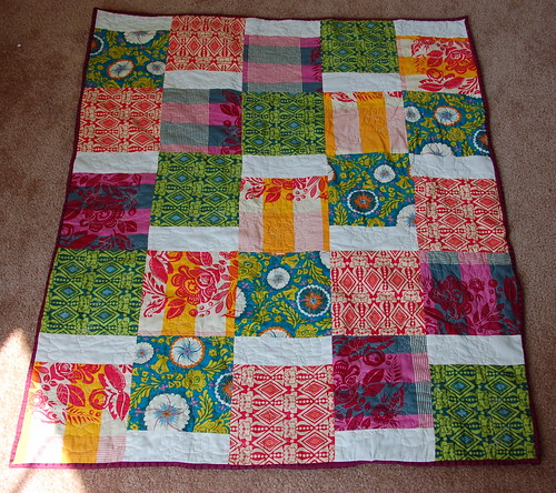 Good Folks Baby Quilt