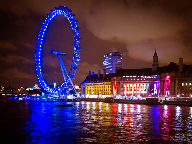 234/365 - A walk in London