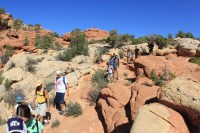 Begin of Fiery Furnace tour | Flickr - Photo Sharing!
