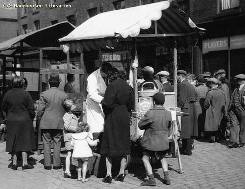 Shudehill Market, 1939