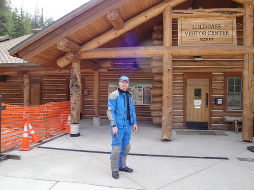 Lolo Pass Visitor's Center