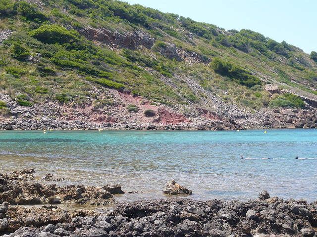 platges d'Algaiarens - Minorca
