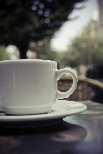 """002/365 """"Café en bokeh de todos"""" by Flickr Jiménez (Pedro Nog)"""