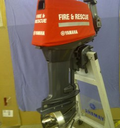 yamaha 50hp 2 stroke fire rescue cover [ 768 x 1024 Pixel ]