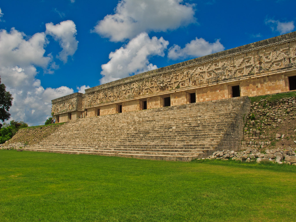 The Governor's Palace, Uxmal