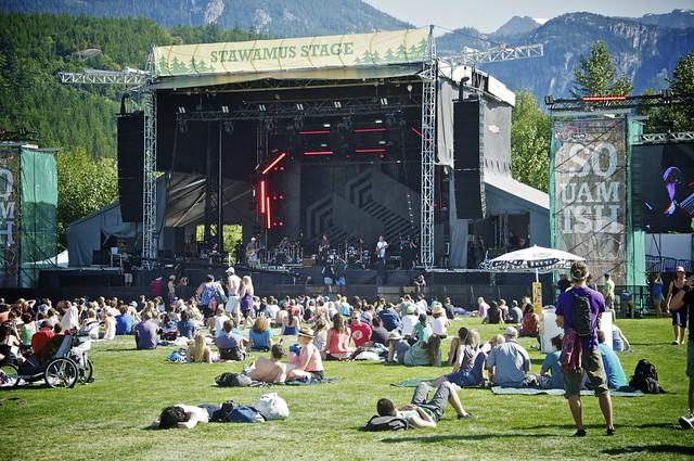 Live at Squamish 2011