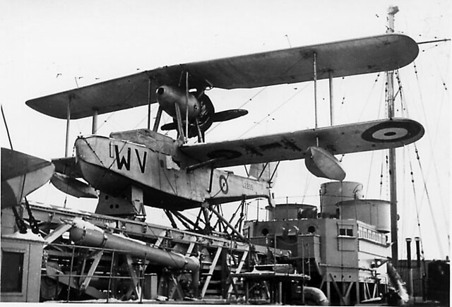 Supermarine Walrus amphibious aircraft  gallery No 1  a