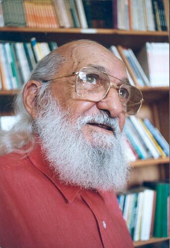 Paulo Freire by novohorizonte de Economia Solidaria CC Flcikr