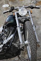 Harley at Hahndorf