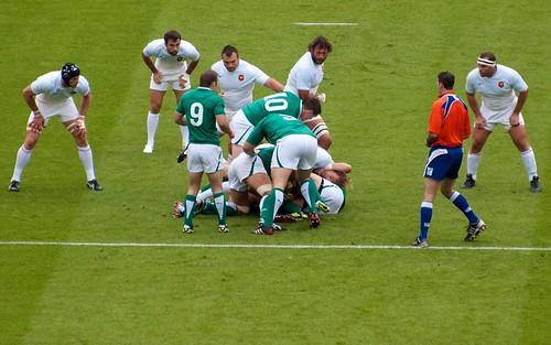 Ireland vs. France