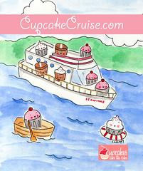 Cupcake Cruise