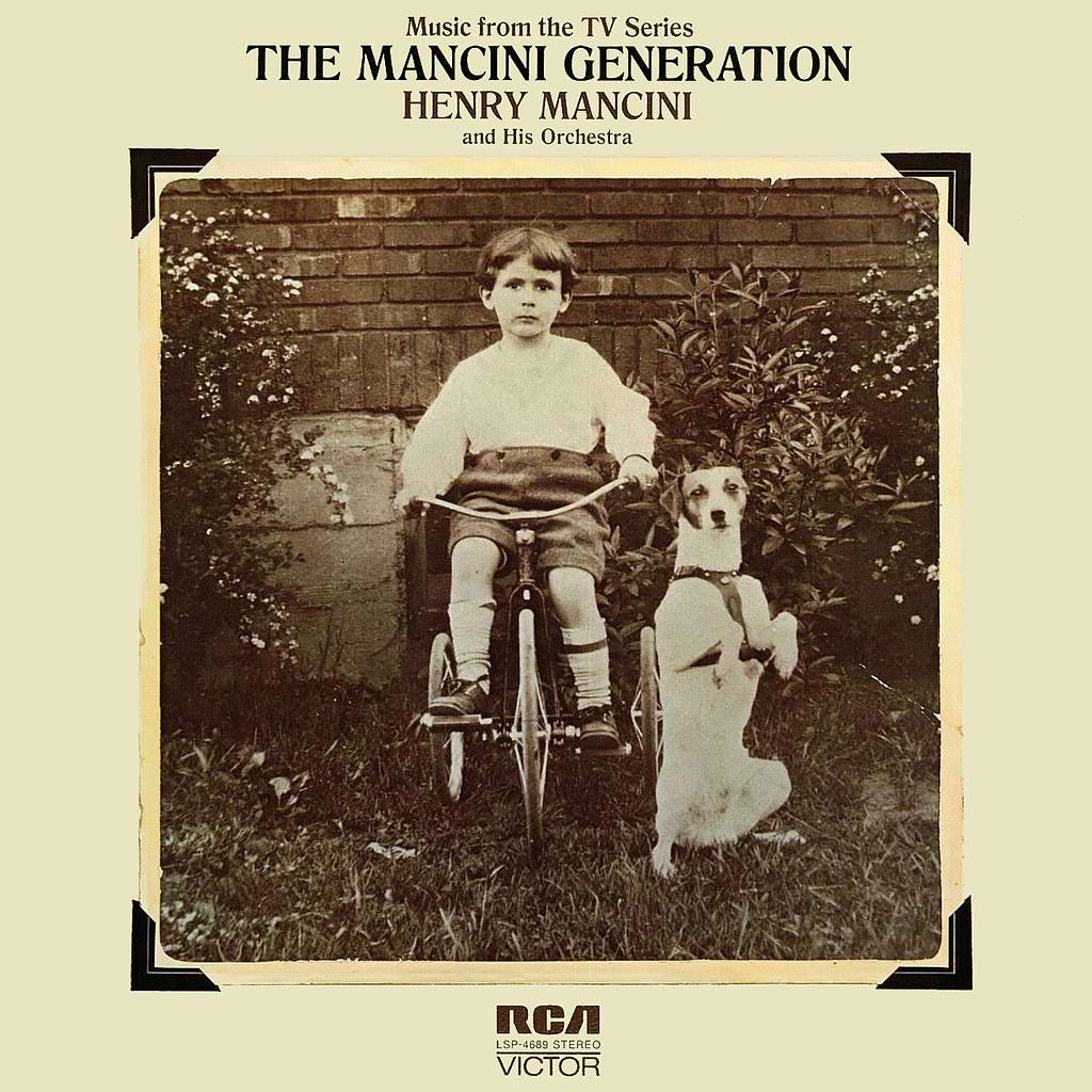 Henry Mancini - The Mancini Generation