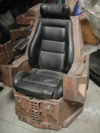 The Prop Store of London - LA - Klingon captain's chair ...