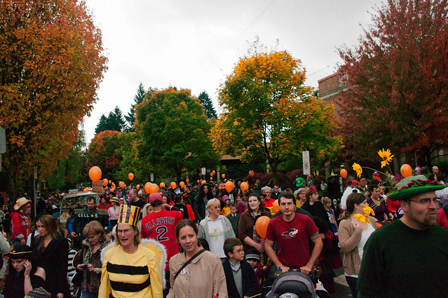 sellwood monster march 2