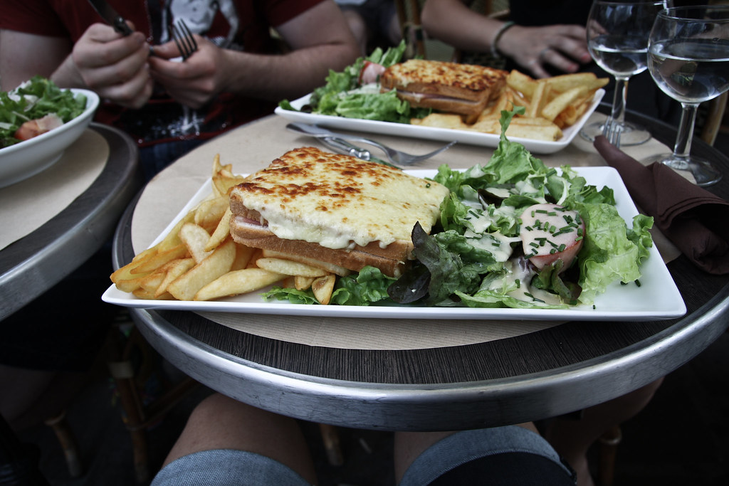 lunch time, paris