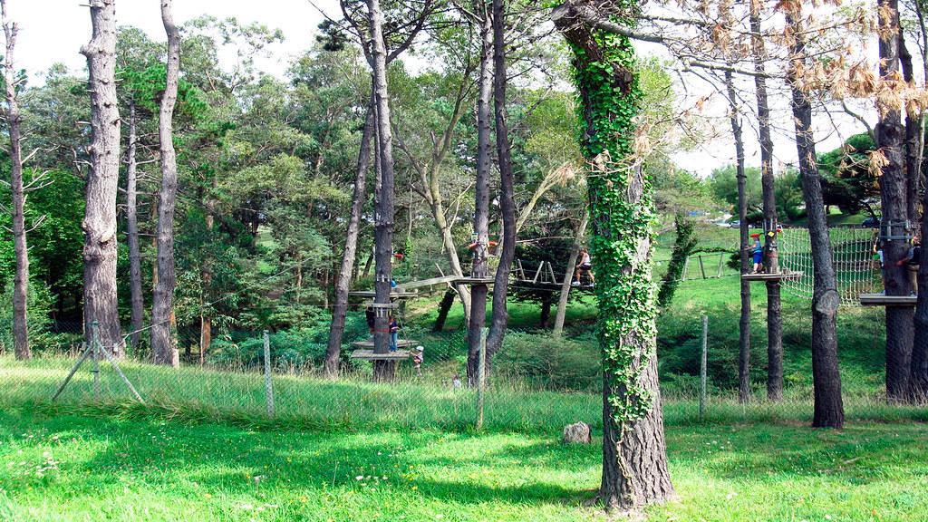 Parque de Tirolinas