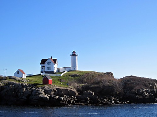 nubble lighthouse (309/365)